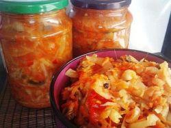 рецепты овощной солянки