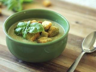 Югославский овощной суп