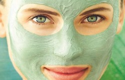 Известные маски с использованием глины