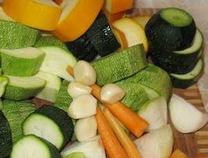 Заготовка из кабачков на зиму простые рецепты