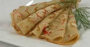 Самым главным блюдом Масленицы являются блины - символ солнца, плодородия и достатка.
