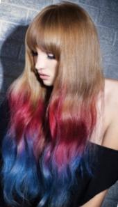Омбре – окрашивание для тех, кому хочется перемен в своей внешности, но желания или возможности часто посещать парикмахерские нет.