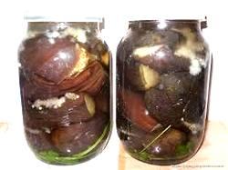 квашеные баклажаны фото рецепт