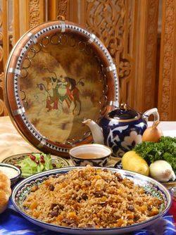 Приготовление плова по-узбекски начинается с выбора продуктов и посуды!