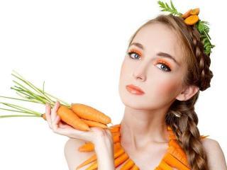 Натуральная косметика. Морковные маски для вашей красоты и здоровья
