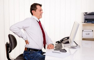 Сильно болит спина в области позвоночника