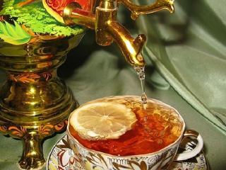 Чай: полезные свойства и рецепты
