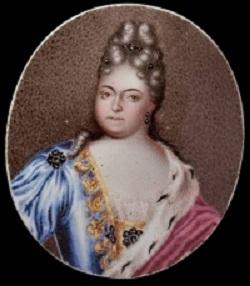 И вся ее жизнь могла бы пройти так, как и у многих ее родственников, живших в царской семейной резиденции в Измайловском…