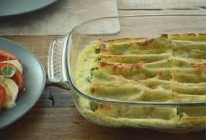Каннелони – кулинарный рецепт