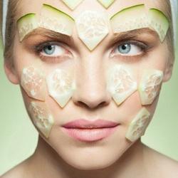 Фруктово-овощные маски для лица