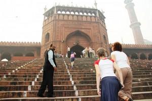 Правила этикета при посещении мечети