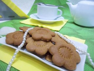 Постное печенье на помидорном рассоле. Рецепт с фото