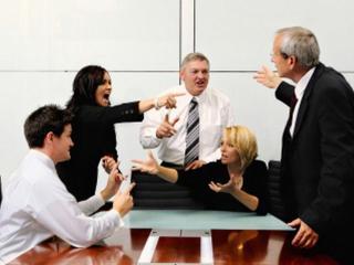 Плохие отношения на работе: как быть?