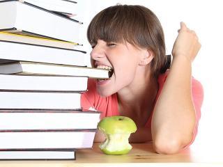 Подготовка к экзаменам. Правильное здоровое питание