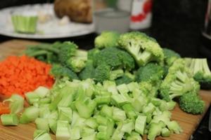 Вкусные рецепты овощных супов