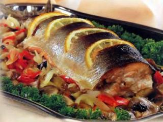 Рыба «по-министерски». Рецепты наших читателей