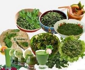 Первая зелень на вашем столе