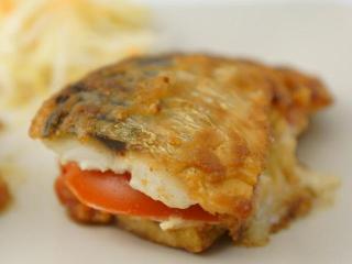 Скумбрия с сыром. Рецепт рыбного блюда