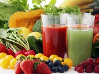 Фруктовые и овощные диеты