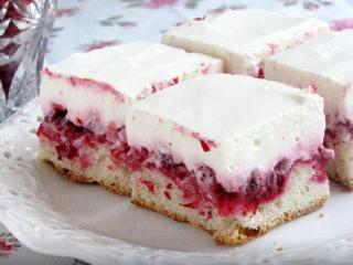 Пирог с брусникой. Рецепты выпечки