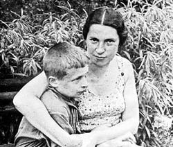 Герои ее наивных стихов уже давно перешагнули порог детской. Но ее творчество оказалось
