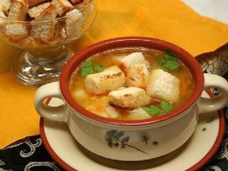 Как готовить вкусный гороховый суп