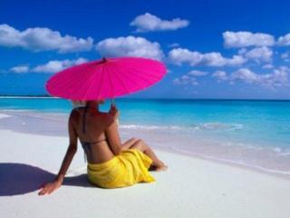 Правила этикета на пляже