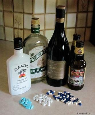 Какие таблетки пить от алкоголизма чтобы не знал пьющий