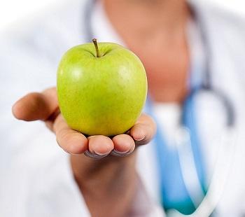 Лечение анемии диетой