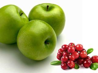 Мармелад из брусники  и яблок (домашние заготовки)