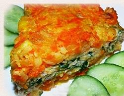Простые и вкусные рецепты рыбных блд