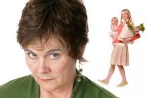 Свекровь и невестка: проблемы отношений