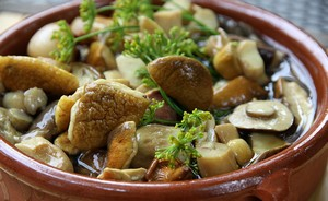 Простой способ домашней заготовки грибов на зиму