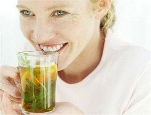 Рецепты напитков с лекарственными травами для стройной фигуры