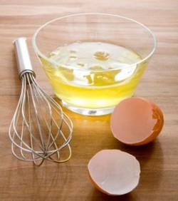 Яичный белок для лица - рецепт домашнего омоложения