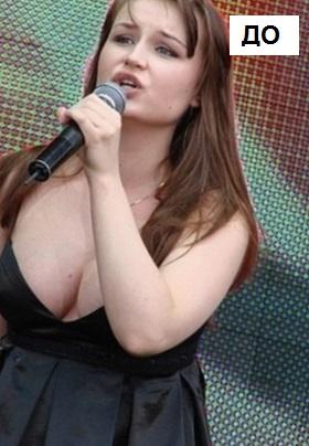 полина гагарина как похудела интервью видео
