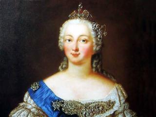 Елизавета Петровна - императрица волею судеб. Дочь Петра Великого на престоле
