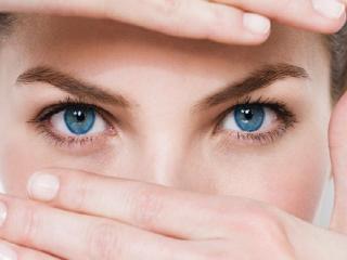 Гимнастика для выразительных глаз (уход за лицом)