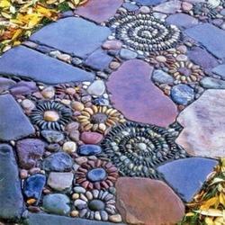 В вашем любимом саду появятся и красивая дорожка, и место для отдыха, и новые оригинальные вазоны