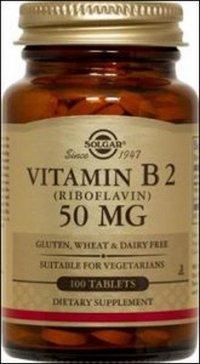 Витамин В2 – рибофлавин – первый помощник вашим глазам