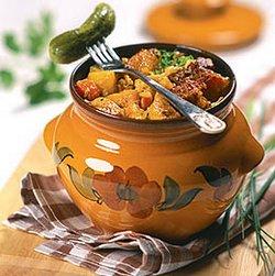 Вкусные рецепты блюд в горшочках