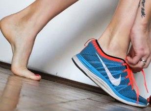 Физические упражнения для укрепления ног