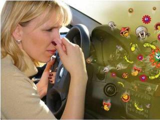 Запахи и безопасность вождения