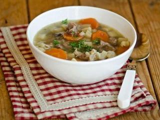 Шотландский суп из баранины.  Оригинальные рецепты первых блюд. Национальная английская кухня