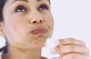 Состояние слизистой оболочки рта отражает состояние всего организма.