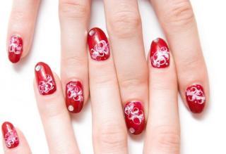 Дизайн на короткие ногти: фото