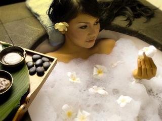 Расслабляющие ванны (уход за собой)