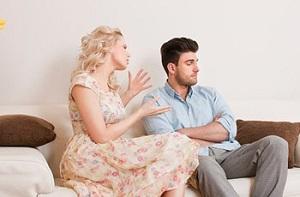Проблемы в семье: измена жены