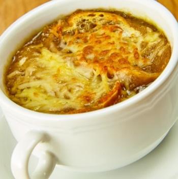 луковый суп рецепт для похудения для мужчин