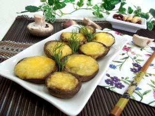 Рецепты горячих блюд из шампиньонов